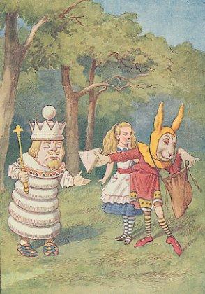 Alice Tenniel Colour Winnie The Pooh Antique Print 1920 S