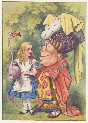 Alice I Wonderland 1920