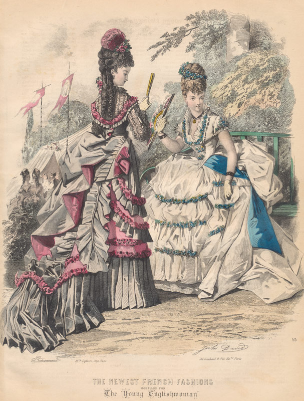 clothing later victorian 1870 1890 essay What was the place of prostitution in 19th  woman whom the artist identifies as a prostitute by her clothing:  later he filled in the scanty details.