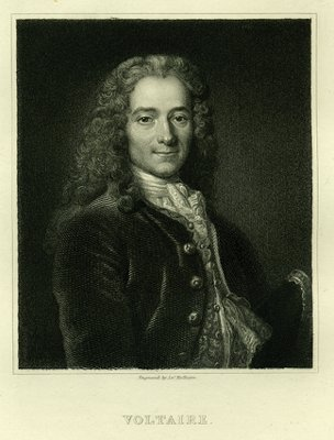 a study of the career of voltaire A more authentic account of the enlightenment may arrest some of the ritual hostilities of  voltaire / steve mcalister  here it surfaced as a bible study,.